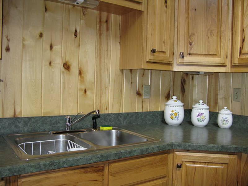 laws custom hickory cabinets